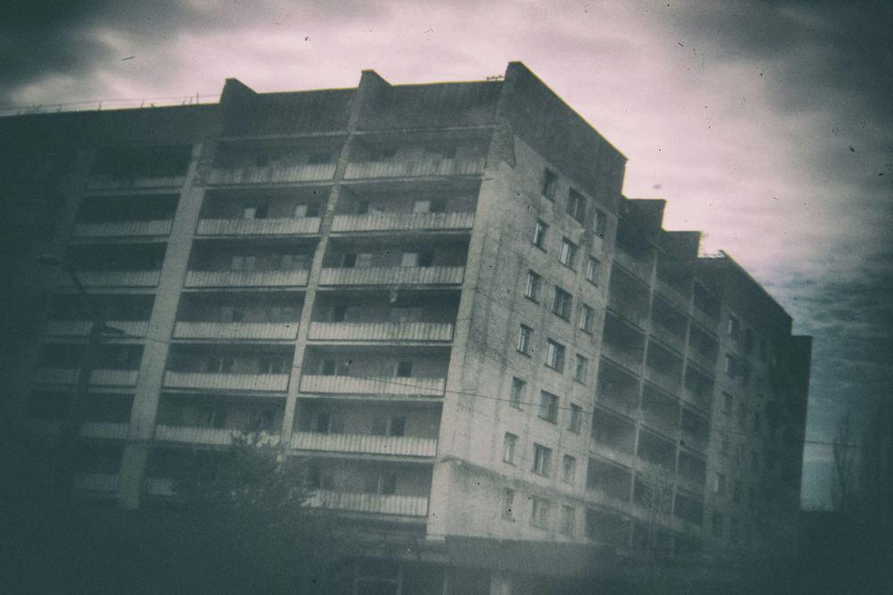 Få en strålende ferie i Tjernobyl